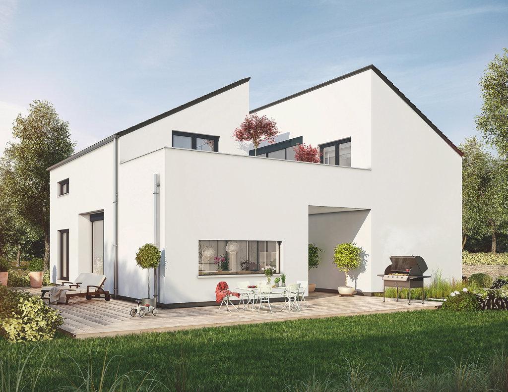 mehrheit der deutschen w rde energieeffizient und nachhaltig bauen. Black Bedroom Furniture Sets. Home Design Ideas