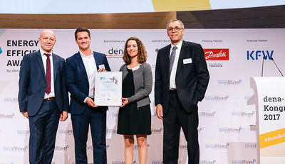 ALDI SÜD erhält dena-Energy Efficiency Award
