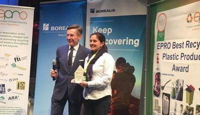 """Best Recycled Plastics Product Award"": Spanien räumt ab"
