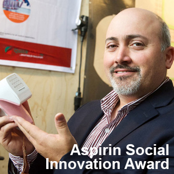 Kachel Aspirin Social Innovation Award