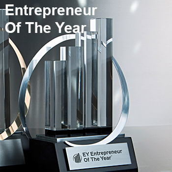 EY Entrepreneur of the Year Kachel