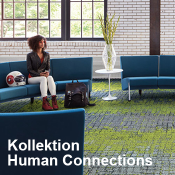 Blickpunkt Interface Kollektion Human Connections