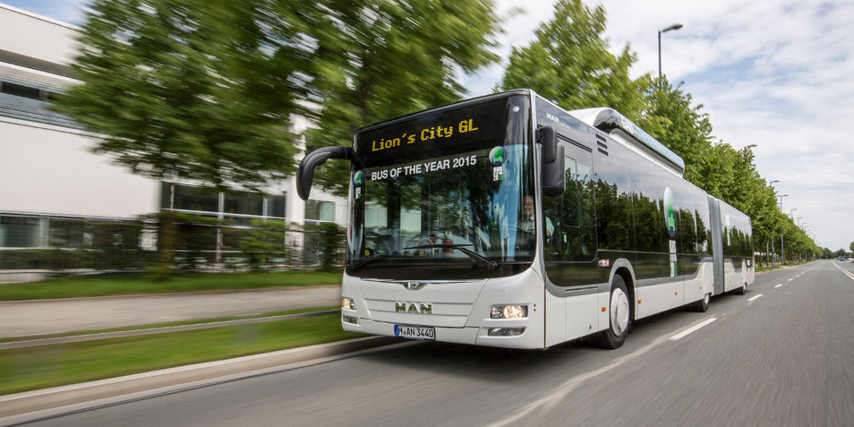"MAN-Bus ist ""Bus of the Year 2015"""