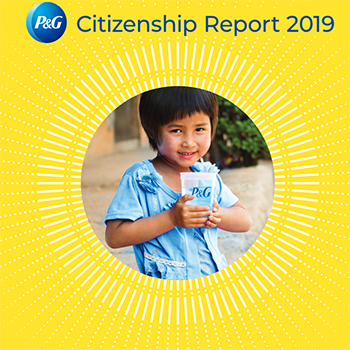 Procter and Gamble Citizenship Report 2019