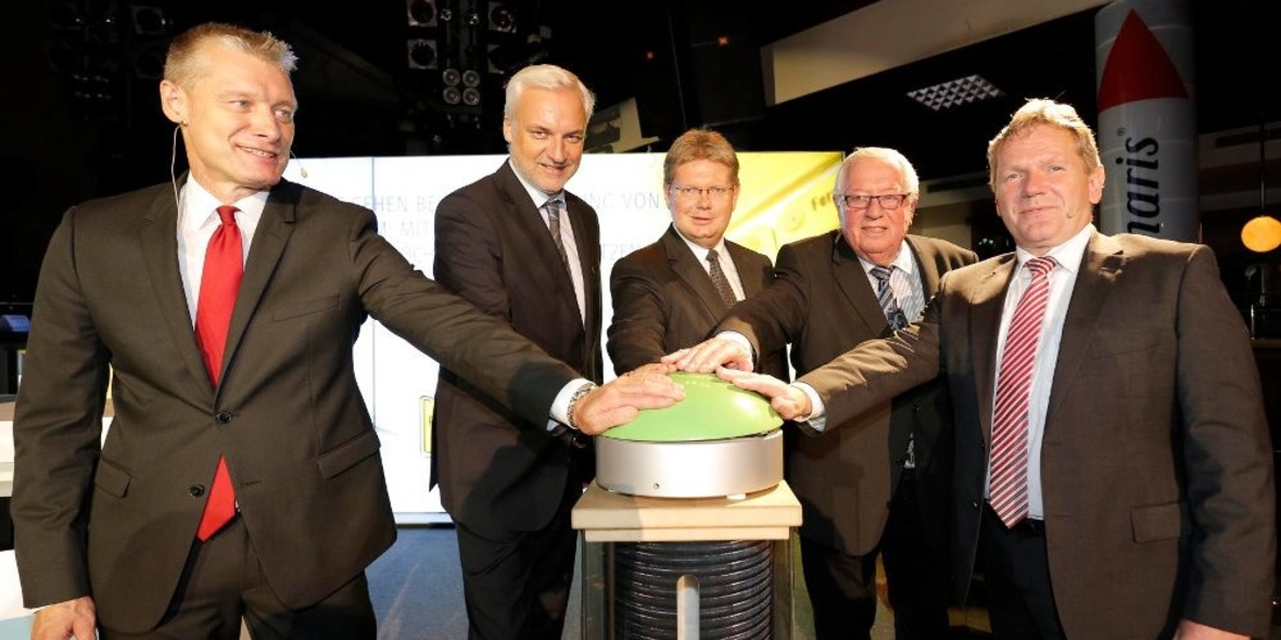 RWE testet innovativen Energiespeicher