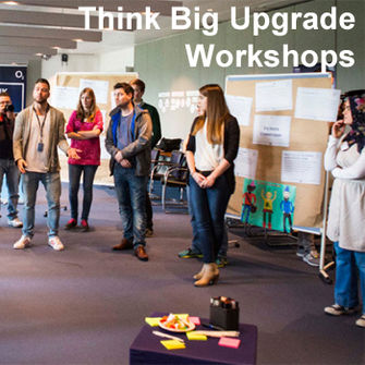 Think Big Upgrade Workshops.