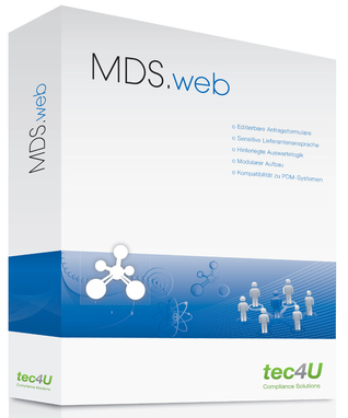 Die Softwarebox MDS.web von tec4U-Solutions