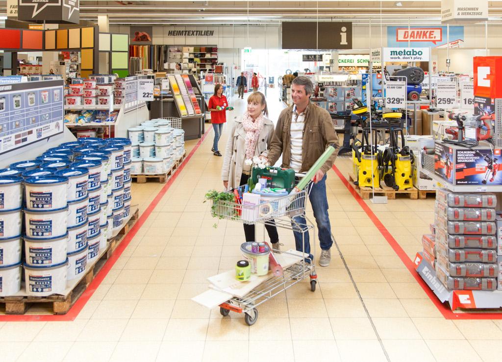 toom Baumarkt setzt auf nachhaltigere Produkte