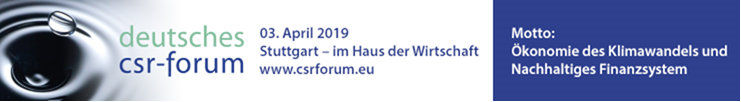 Deutsches CSR Forum 2019