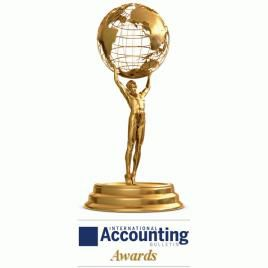 Marzars gewinnt Audit Innovation Award des International Accounting Bulletin. Bild: IAB